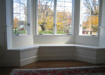 Window seats and storage solutions elite joinery newcastle - Window seat bay window ...