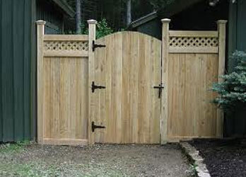 Gates made to measure in Gosforth