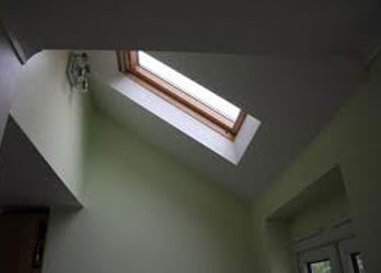 Full rooflight installation