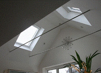 Let the light in - velux rooflight